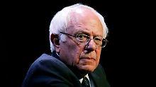 Clinton bleibt die Favoritin: Sanders' Siege ändern nichts