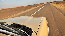 Von einem Ausflug in die Sahara: Noch auf Reisen oder schon entführt?