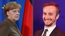 Person der Woche: Böhmermann entlarvt das Scheitern Merkels