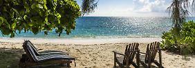 6 Sterne, einsame Insel, Abenteuer: Wie reisen die Besserverdiener?