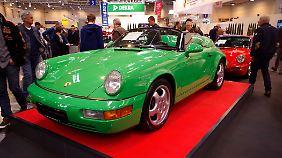 In der Oldtimer-Szene ist der Porsche 911 fast zur Massenware geworden.