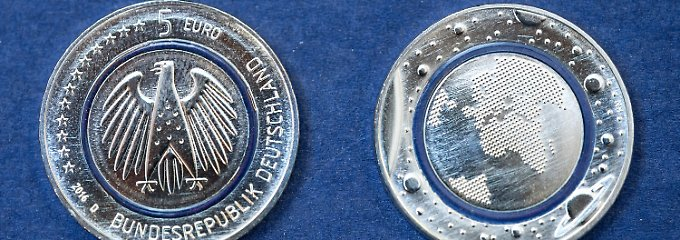 5 Euro Münze 2017 Wert Ausreise Info