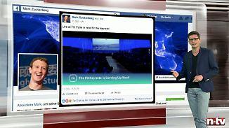 n-tv Netzreporter: Facebook setzt auf künstliche Intelligenz