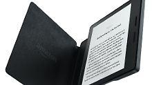 Amazons bester und teuerster: Kindle Oasis ist ein Luxus-Reader