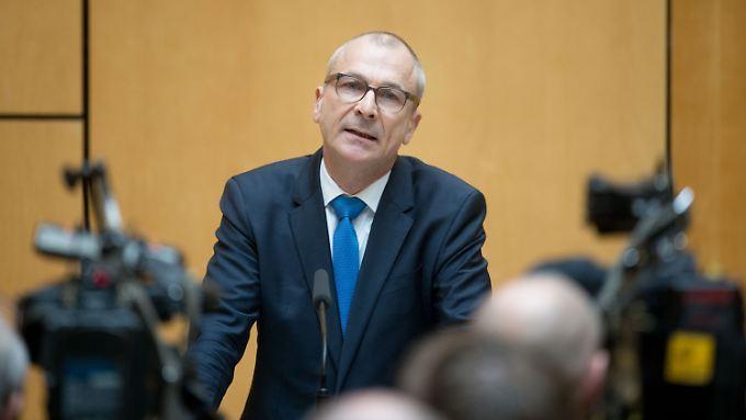 Mit Crystal Meth erwischt: Staatsanwaltschaft stellt Verfahren gegen Volker Beck ein