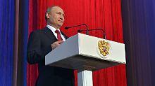 Eine Großmacht meldet sich zurück: Ohne Putins Russland geht nichts