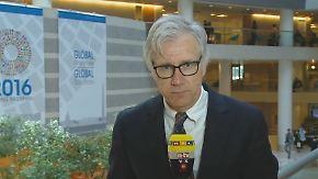 """Peter Kleim bei IWF-Frühjahrstagung: """"Hausaufgaben nach der großen Krise wurden nicht gemacht"""""""