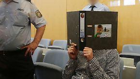 Versuchter Mord an Politikerin: Reker-Attentäter muss für 14 Jahre ins Gefängnis