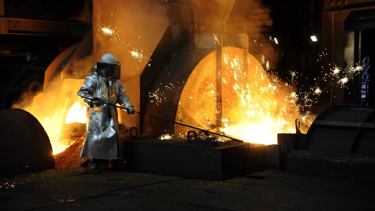Salzgitter Arcelormittal Oder Tata Fusionsfantasien