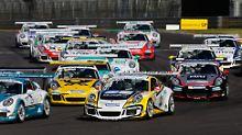 Porsche Carrrera Cup 2015
