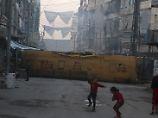 Reaktion mit scharfer Munition: Türkei bedroht syrische Flüchtlinge