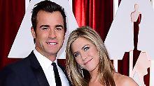 Justin Theroux gibt Ehetipps: Warum es mit Jennifer so gut klappt
