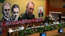 Wirtschaftsmodell wird erneuert: Castro: Der kubanische Sozialismus bleibt