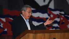 "Raúl Castro ist gegen ""Schocktherapien""."