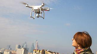 Auf dem Weg zum Verkaufsschlager: Worauf bei der Nutzung von Drohnen zu achten ist