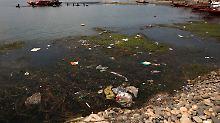 Schadstoffe im Grundwasser: Wasserqualität hemmt China zunehmend