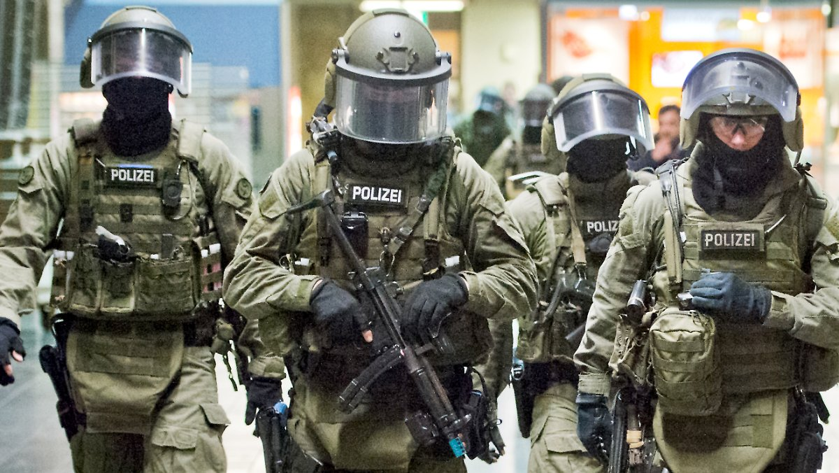 Deutsche fürchten den Terror
