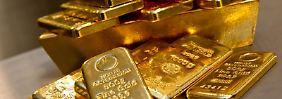 Mit Gold hinterlegte Wertpapiere können eine gute Anlage sein.
