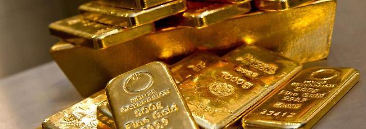 Gold sollte man nur aus verlässlicher Quelle erwerben.