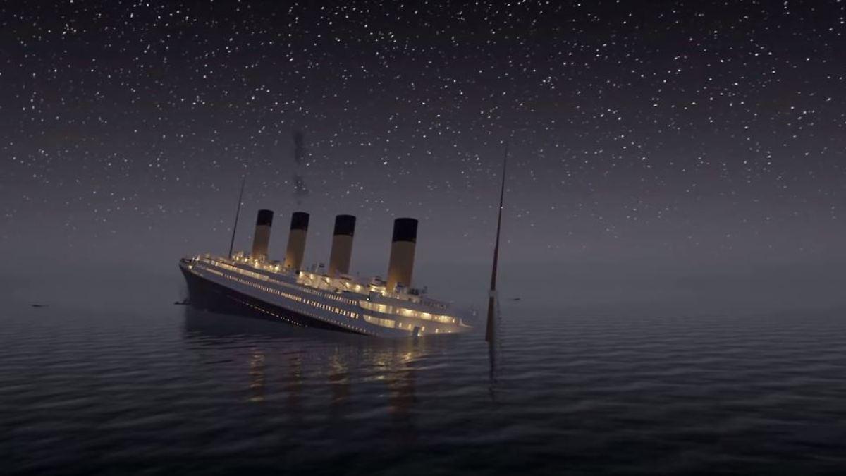 Untergang Der Titanic Jahr