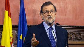 Ministerpräsident Mariano Rajoy soll in einem der größten Korruptionsskandale der jüngeren spanischen Geschichte als Zeuge aussagen.