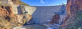 Bollwerke inmitten von Wasserkraft: Die größten Stauanlagen der Welt