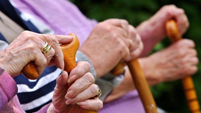 Reaktion auf Demografischen Wandel: Schäuble spricht sich für höheres Renteneintrittsalter aus