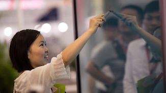 Eröffnung der CE China: China hat in Sachen Technik noch großen Nachholbedarf