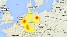 Base, Simyo, Blau, Aldi Talk: Massive Störungen im E-Plus-Netz
