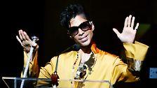 Schwergewicht der Musikindustrie: Pop-Titan Prince stirbt mit 57