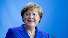 """Neue Liste des """"Time""""-Magazine: Merkel gehört zu den Einflussreichsten"""