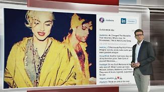 n-tv Netzreporter: So reagieren Internet und Musikgrößen auf den Tod von Prince