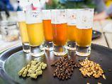 Craft-Bier im Test: Hier schmeckt der Rausch