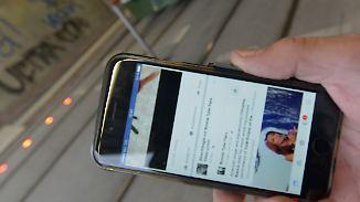 Blinkende LEDs für mehr Sicherheit: Augsburg installiert Boden-Ampeln für Handy-Starrer
