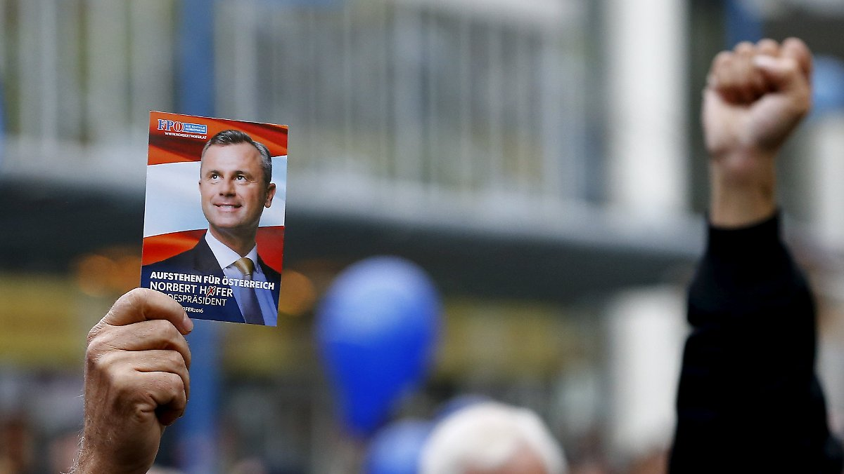 präsidentschaftswahl österreich umfrage