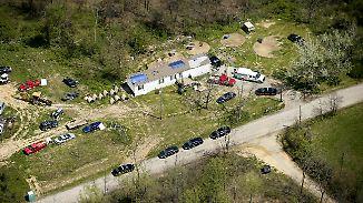 """""""Extrem furchtbare Tatorte"""": Acht Mitglieder einer Familie in Ohio erschossen"""