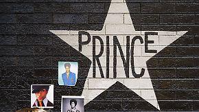 """""""Es ist ein Rätsel"""": Spekulationen um Tod von Prince reißen nicht ab"""