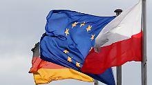 Kein Verständnis für Osteuropa?: Polen beklagt mangelnde Solidarität in EU