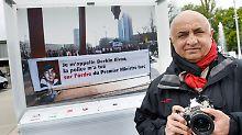 Foto sorgt für Wirbel: Türkei: Genf soll Erdogan-Kritik entfernen