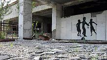 """Touristen in Tschernobyl: """"Plötzlich rastet der Geigerzähler aus"""""""