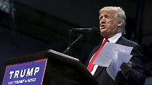 Absprache von Cruz und Kasich: Trump verspottet Parteirivalen