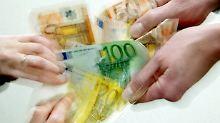 Negativer Kreditzins: 1000 Euro leihen - 922 Euro zurückzahlen