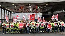 Streik an Flughäfen: Geht's noch, Verdi?
