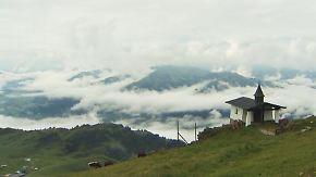 Abenteuer Outdoor: Yoga und Klettern in den Bergen von Kitzbühel