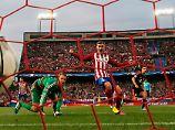 Bruchbude ohne Dach, aber mit viel Charme: Das Estadio Vincente Calderón.