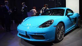 Highlights von der Auto China: Diese Autos lassen Fanherzen höher schlagen