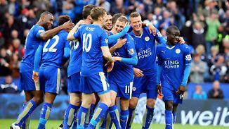Sensation in der Premier League?: Meistermärchen von Leicester City kurz vor dem Happy End