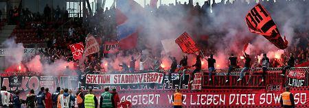 LIVE: Fußball-Bundesliga - 32. Spieltag: Frankfurt hofft, Hoffenheim vergibt Elfer