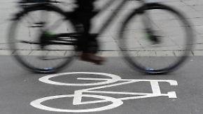 n-tv Ratgeber: Wenn Radwege in schlechtem Zustand sind