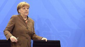 Nach Wahlerfolgen der AfD: Merkel will sich um Wähler rechts der Mitte kümmern